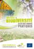 Favoriser la biodiversité : guide des bonnes pratiques  - URL